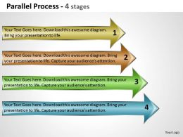 Parallel Process 4 stages 46