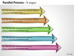 Parallel Process 5 stages 15
