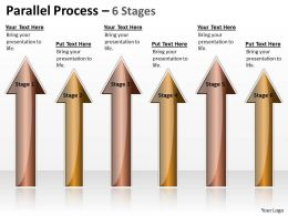 Parallel Process 6 Stages 12
