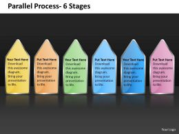 Parallel Process 6 Stages 13
