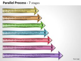 Parallel Process 7 stages 4