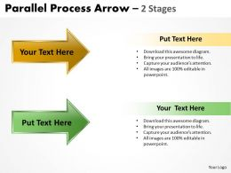 Parallel Process Arrow 2 Stages 10
