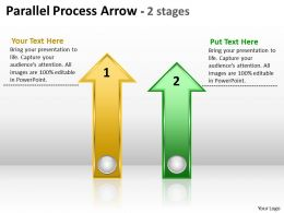 Parallel Process Arrow 2 stages 6