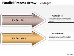 Parallel Process Arrow 2 Stages 7