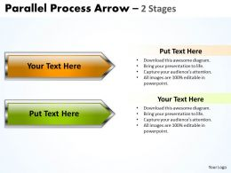 Parallel Process Arrow 2 Stages 8