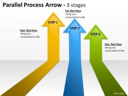 Parallel Process Arrow 3 Stage 33