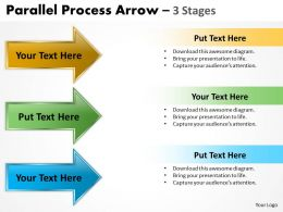 Parallel Process Arrow 3 Stages 11