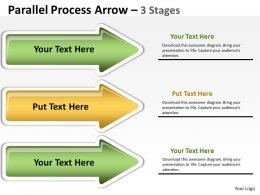 Parallel Process Arrow 3 Stages 32