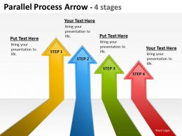 Parallel Process Arrow 4 Stage 31