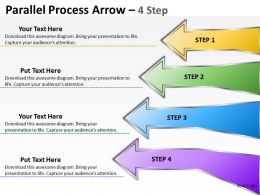 Parallel Process Arrow 4 Stage 32
