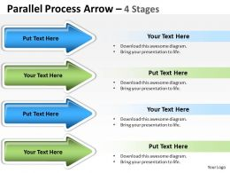Parallel Process Arrow 4 Stages 29