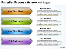 Parallel Process Arrow 4 Stages 33