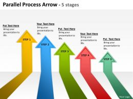 Parallel Process Arrow 5 Stage 25