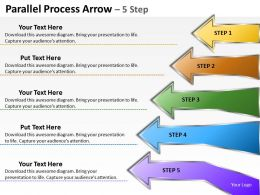 Parallel Process Arrow 5 Stage 26