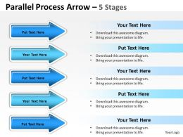 Parallel Process Arrow 5 Stages 24