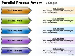 Parallel Process Arrow 5 Stages 27