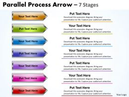 Parallel Process Arrow 7 Stages 12