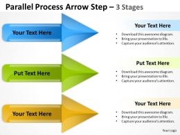 Parallel Process Arrow Step 3 Stages 37