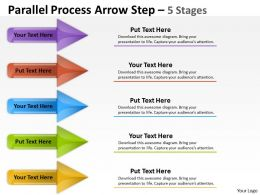Parallel Process Arrow Step 5 Stages 29