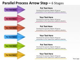 Parallel Process Arrow Step 6 Stages 17