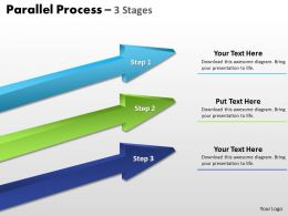 Parallel Process Stages 17