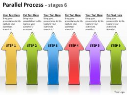 Parallel Process Stages 18