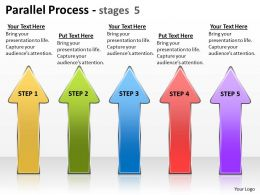 Parallel Process Stages 30
