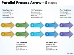 Parallel Process Stages Five 12