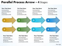 Parallel Process Stages Four 11