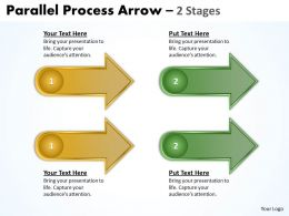 Parallel Process Stages Two 11