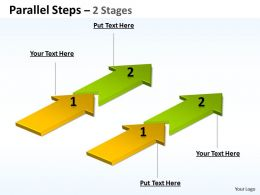 Parallel Steps 2 Stages 12
