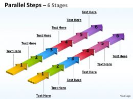 Parallel Steps 6 Stages 20