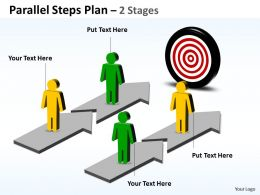 Parallel Steps Plan 2 Stages Style 15