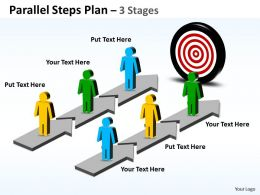 Parallel Steps Plan 3 Stages Style 42