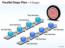 Parallel Steps Plan 4 Stages 39