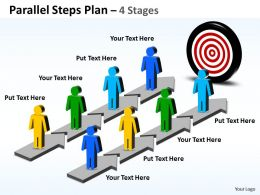 Parallel Steps Plan 4 Stages Style 41