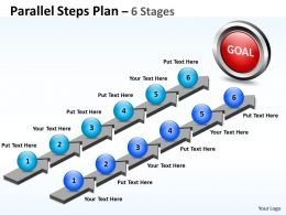 Parallel Steps Plan 6 Stages Style 21