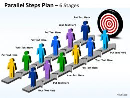 Parallel Steps Plan 6 Stages Style 22