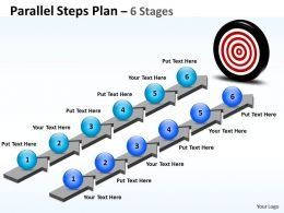 parallel_steps_plan_6_stages_style_24_Slide01