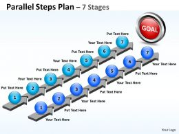 Parallel Steps Plan 7 Stages Style 16