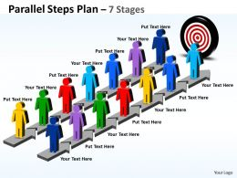 Parallel Steps Plan 7 Stages Style 17