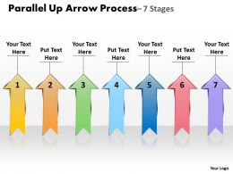 Parallel Up Arrow Process 21