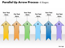 Parallel Up Arrow Process 25