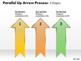 Parallel Up Arrow Process 45