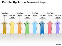 Parallel Up Arrow Process 8
