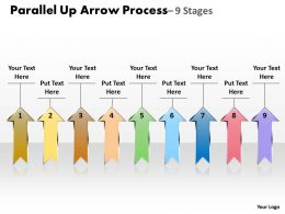 Parallel Up Arrow Process 9