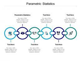 Parametric Statistics Ppt Powerpoint Presentation Infographics Elements Cpb