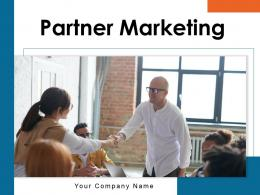 Partner Marketing Analysis Business Components Strategies Planning