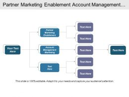 Partner Marketing Enablement Account Management Marketing Global Account Marketing Cpb
