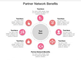 Partner Network Benefits Ppt Powerpoint Presentation Outline Layout Cpb